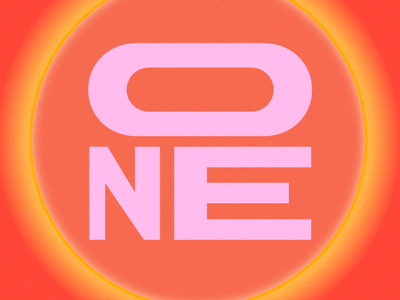 O ne! Oh no! ohno sun vector colorful bright typedesign typography art typography