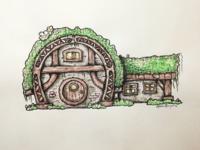 Dwarf Hut