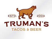 Truman's tacos and beer