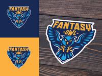 E-Sport Owl Logo
