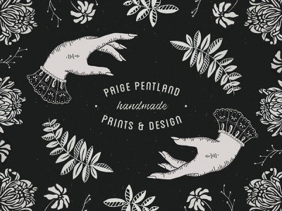 Pentland Handmade Prints & Design line art stipple design printmaking drawing illustrator graphic design texture illustration