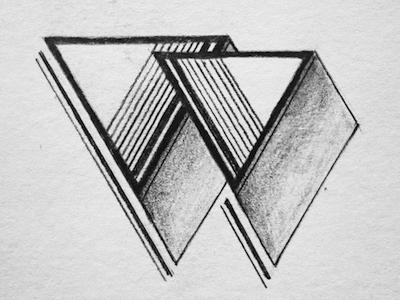Letter W