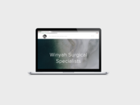 Winyah Surgical Specialists Website