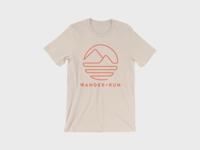 Wander and Run Branding