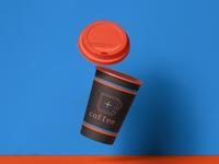 Coffee Logo Design Concept