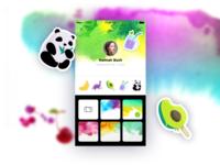 VeggieGo profile customization