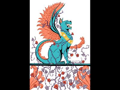 Lively Gargoyle