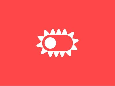 Saw Switch saw mobile design minimalist interaction design microinteractions on off switcher motion design animation ui animation ux design ux ui design ui toggle switch