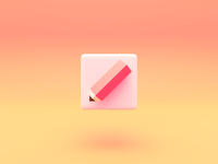 Volumetric Icons Exploration [VR Editor] toolbar app icon illustration vr editor blender 3d icon vr icons 3d icons 3d icons ui xr vr