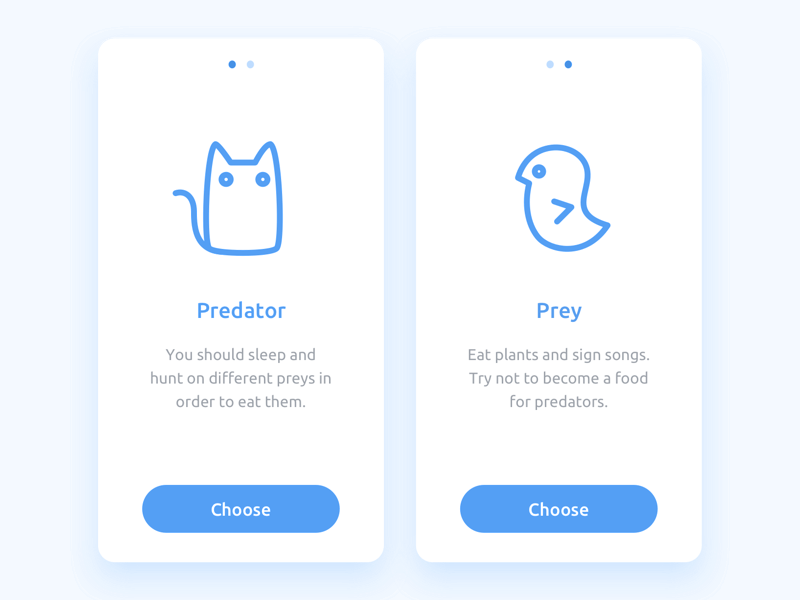 Select user type dailyui by volorf