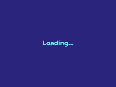Gravity Loader loading animation progress bar download microinteractions animation ui animation gravity cinema4d loading loader ux ui