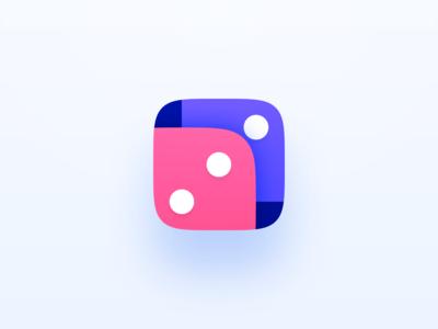 Gravity Dice App Icon