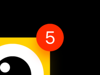 Notification badge 2x