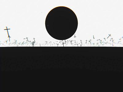 Catharsis apocalypse simple black and white video game soundtrack design exploration game design minimalism minimalist madewithunity unity unity3d animation 3d motion design