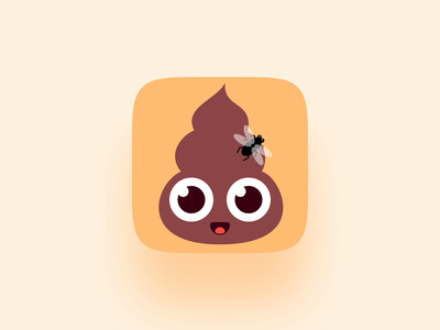 Cute Poop Guy [Instagram Filter]