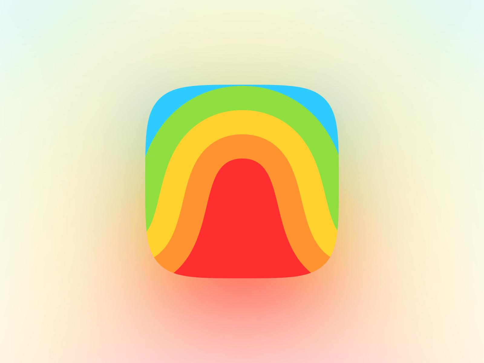 Space rainbow 1