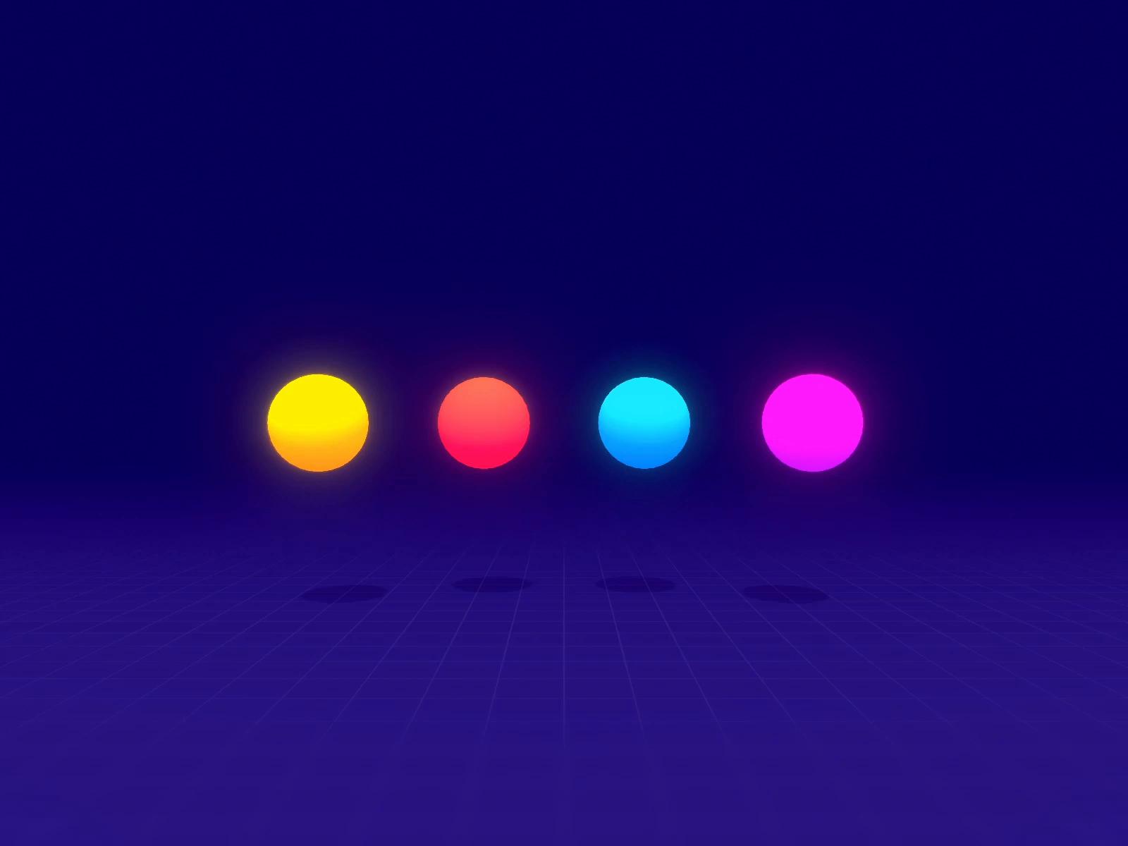 Rotating dots 4s