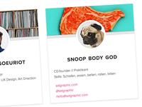 Snoop Body God