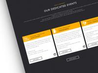 Casino Website Design Work In Progress