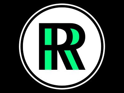 DREIERRR typo r sketch logo dreier