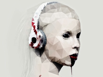 Low Poly - Yolandi Visser
