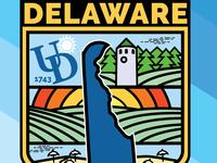 Delaware Badge 1