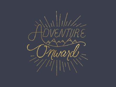 Adventure Onward