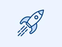 Minimalistic Rocket