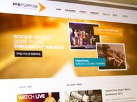 PFB/Purpose Worship Banner