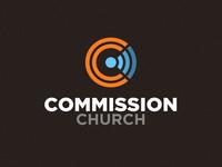 Commission Church Logo