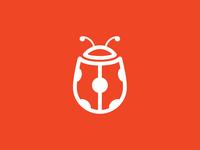Ladybug Logo Idea