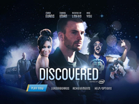 "Intel ""Discovered"" - XBox Arcade Cover Art"
