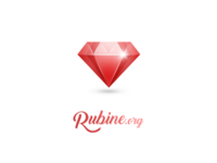 Ruby Logo and Typo