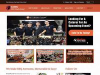 EZBBQ - eCommerce Shopify website