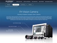 OMRON Robotics Solution - FH Vision Camera