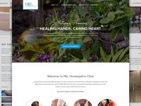 Revamp Of Homeopathy Website