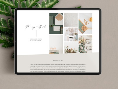 The Yasmin Pricing Guide - Showit showit template showit.co ui kit design ux branding ui web design template ui showit template