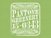 Greenery Badge