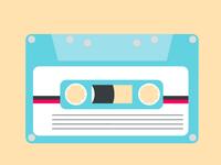 Cassette 90's