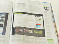 The Good Bookie featured in .NET Magazine