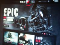 Red Camera website