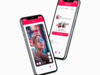 Dating app – Faces and Notifications