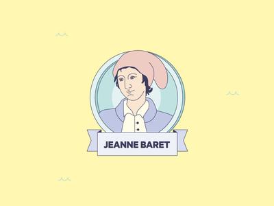 """Mares de Fauna y Flora"" infographics Jeanne Barret"