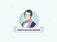 """Mares de Fauna y Flora"" infographics Joseph Dalton Hooker"