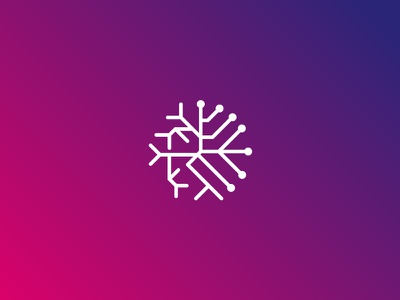 Elabrelatas Panacea Icon Logo artificial intelligence deep learning forensic development software startup design web brand