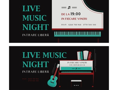 Event covers