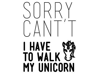 Unicorn T-shirt  t-shirt graphic design design unicorn