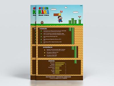 Super Kiki  design graphic design cv