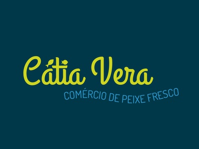 Work in progress  fish portugal work in progress logotype logo branding brand