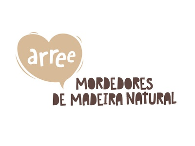 Arree Logo - Work in progress portugal algarve baby kids wood identity logotype brand logo